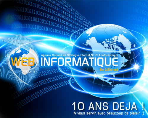 WEB INFORMATIQUE -TUNISIA